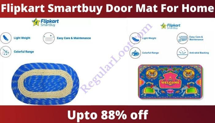 Flipkart Smartbuy Door Mat For Home