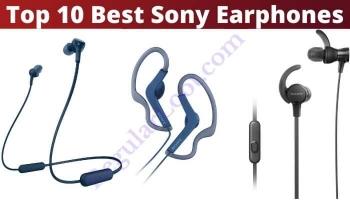 Top 10 Best Sony Earphones in india of 2020 – Reviews & Buyer's Guide